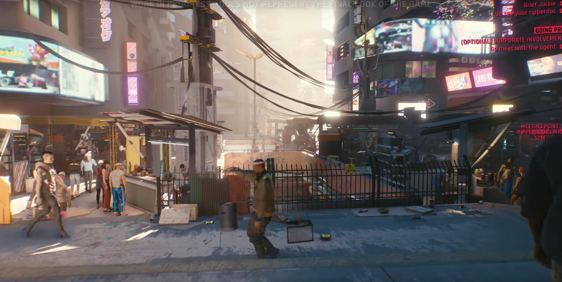 Desarrollador de Cyberpunk 2077 comienza stream misterioso