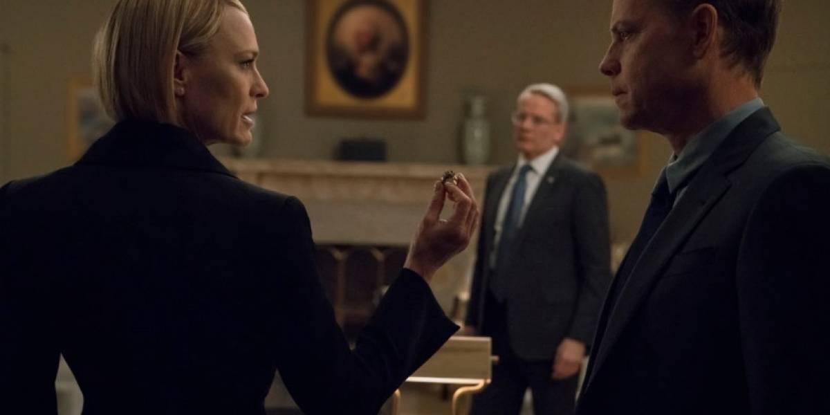 'House of Cards' revela nuevos personajes de su última temporada