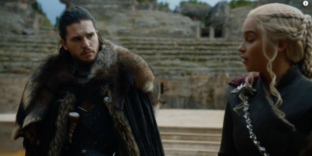 """Revelan imágenes exclusivas de la ultima temporada de """"Game of thrones"""""""