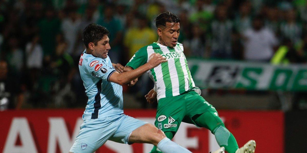 ¡Quiero Verde otra vez! Atlético Nacional, a remontar contra Tucumán