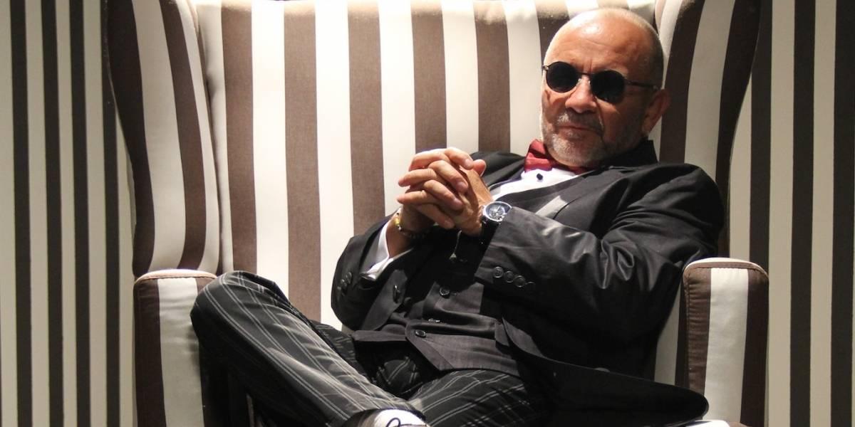 César Mora se enfrenta a la edad en un mundo de jóvenes en 'El puesto'