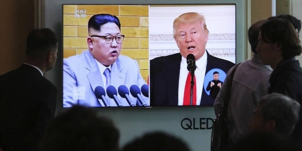 Corea del Norte acusa a EEUU de doble juego