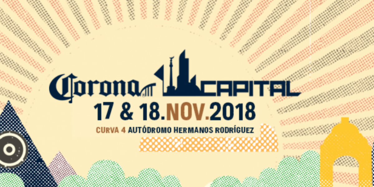 Dos bandas cancelan su participación en el Corona Capital 2018