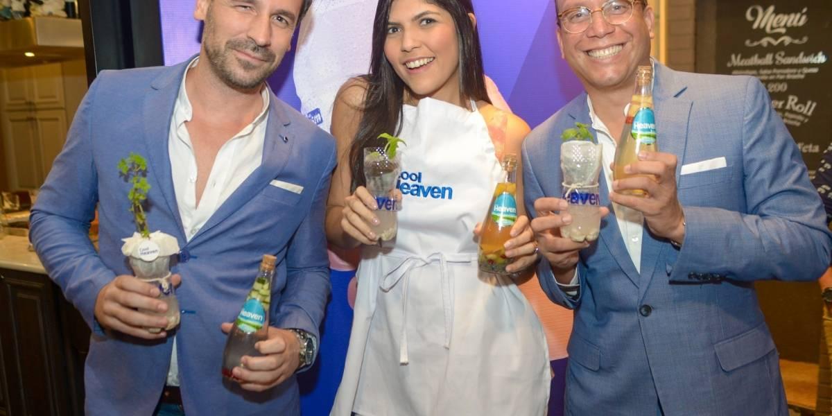 """#TeVimosEn: Agua Cool Heaven presenta nueva campaña """"El que sabe, elige lo mejor"""""""