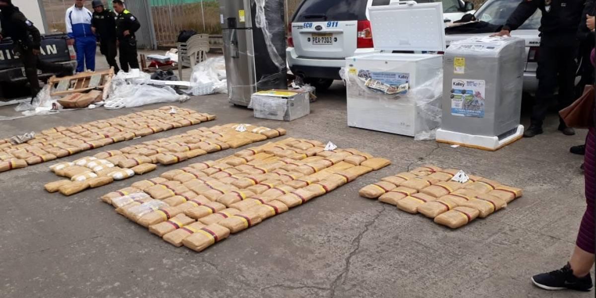 Dos militares fueron detenidos por presunto tráfico de drogas en Sucumbíos