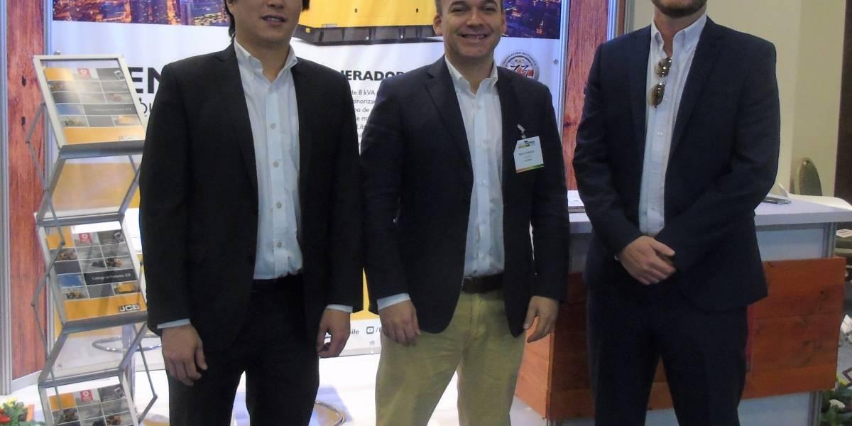 Expo Energía es foco de atención para JCB