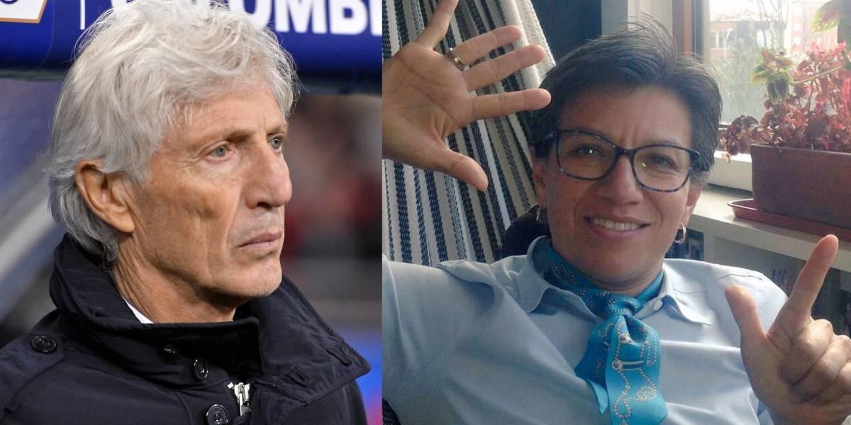La 'odiosa' comparación que hizo Carlos Antonio Vélez entre Claudia López y José Pékerman