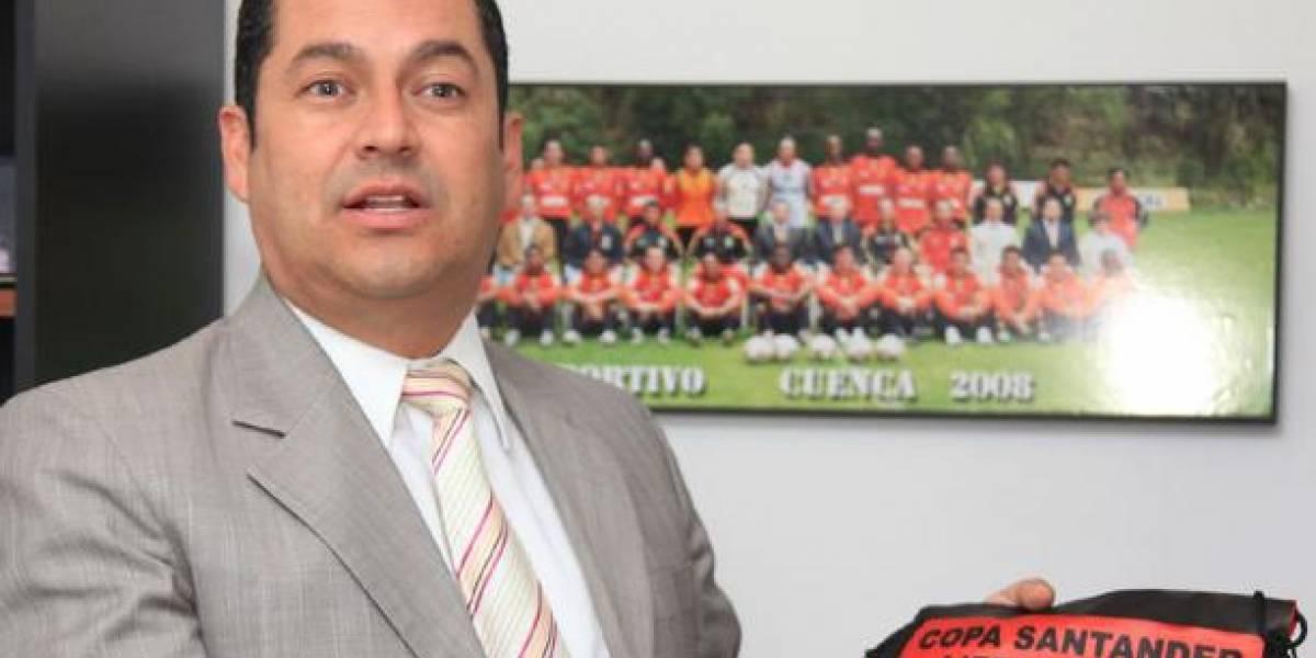Dirigente revela supuesto intento de soborno del Barcelona Sporting Club