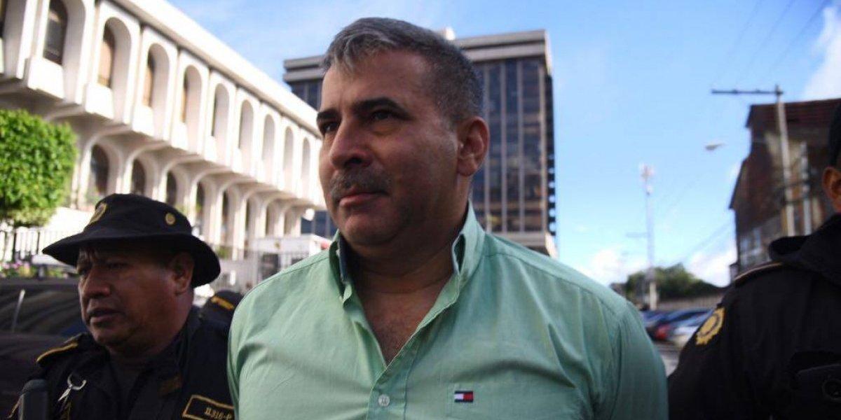 """Melgar Padilla tras ser capturado: """"Soy juez militar, lo que están haciendo es ilegal"""""""