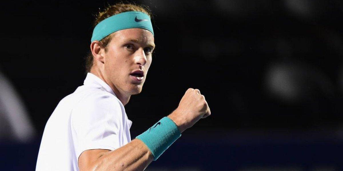 La jornada perfecta de Nicolás Jarry: también ingresó directo al Masters de Shanghai