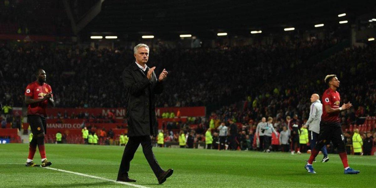Arden los Diablos Rojos: Mourinho pidió respeto y se retiró indignado de la conferencia de prensa