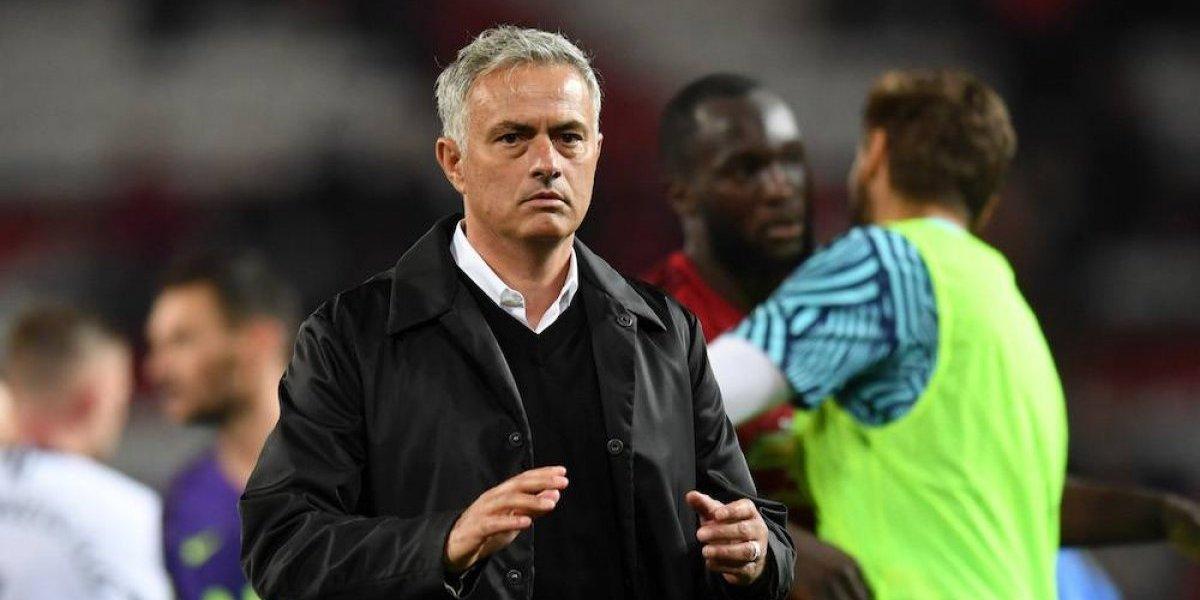José Mourinho explota y abandona conferencia de prensa