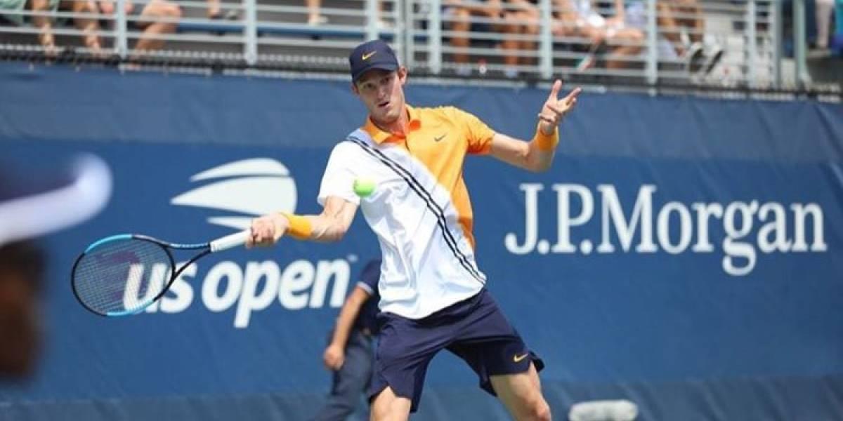 Nicolás Jarry no para y rompe otra maldición del tenis chileno en el US Open