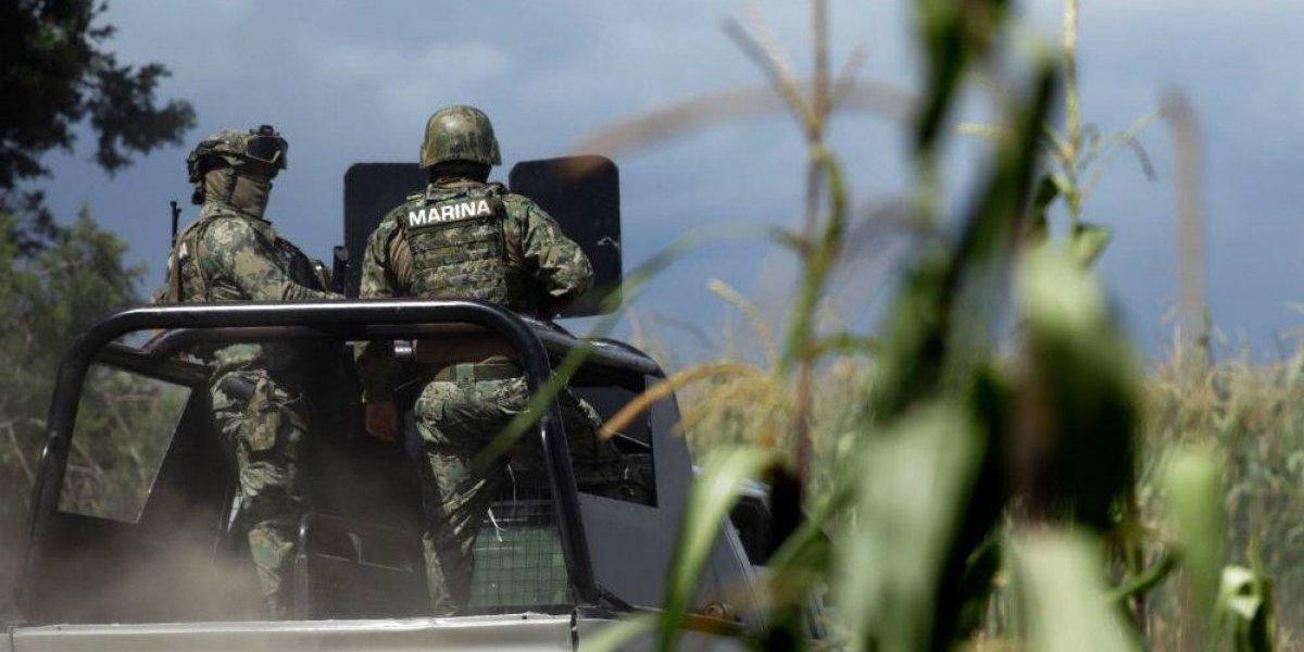 Marina abate a El Comandante 30, líder del cártel Puebla Segura