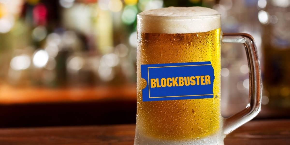 El único Blockbuster que queda acaba de inventar su propia cerveza