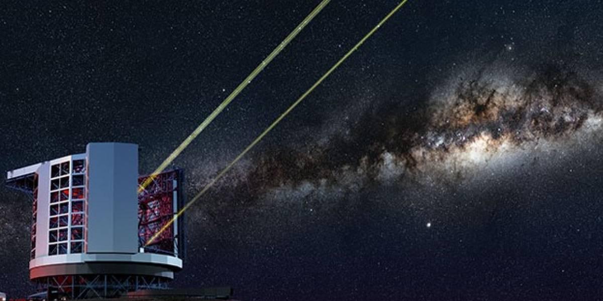 Chile: Comienzan los trabajos del telescopio más grande del mundo