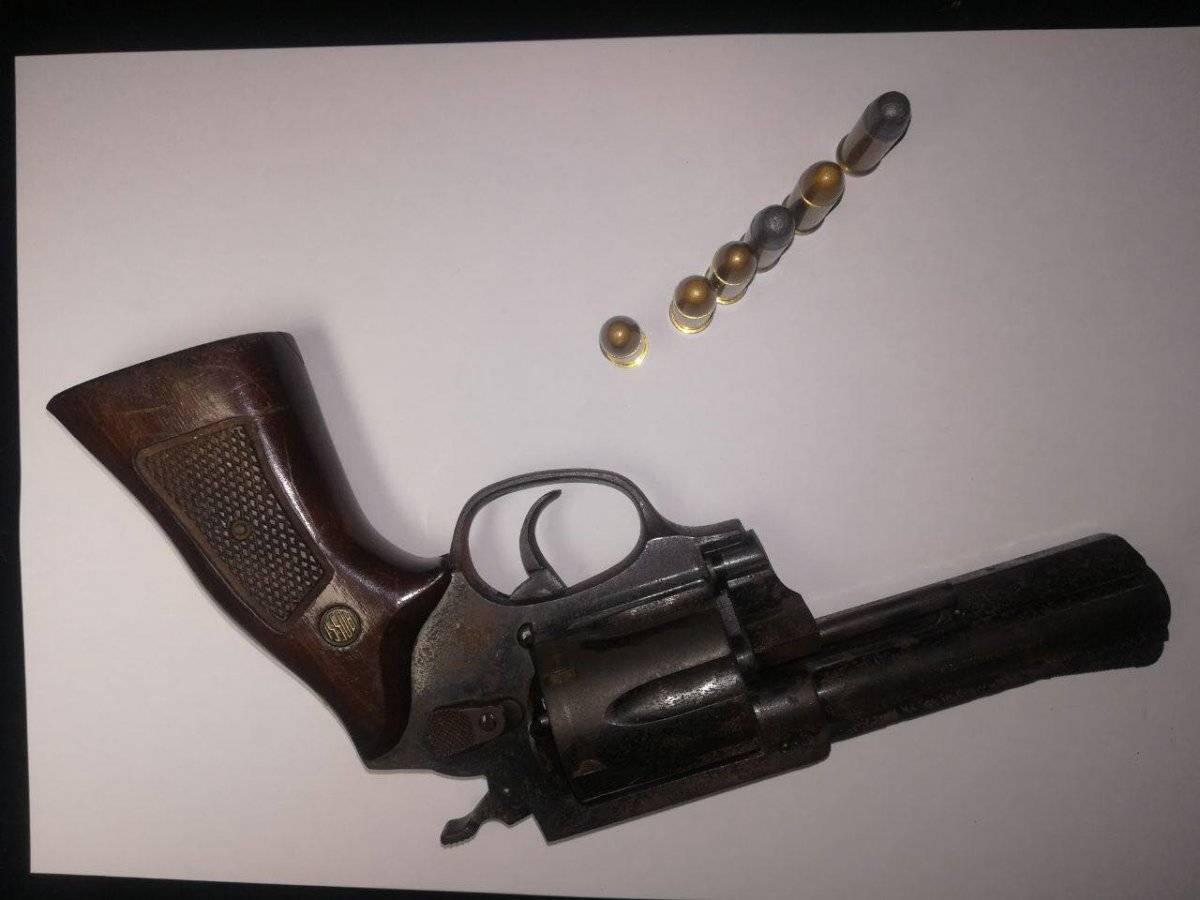 pandilleros capturados en zona 12 de Villa Nueva