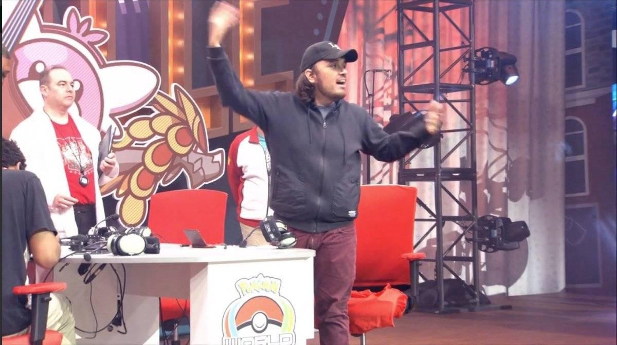 Paul Ruiz, es el campeón mundial de Pókemon Go Twitter