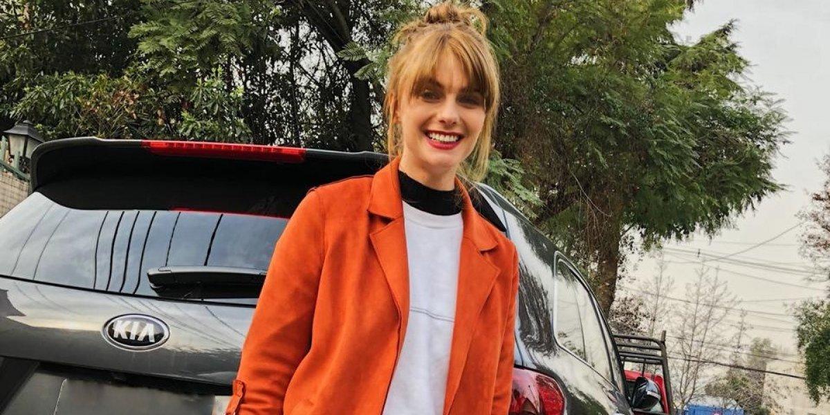 Josefina Montané se suma a la familia de rostros de Kia