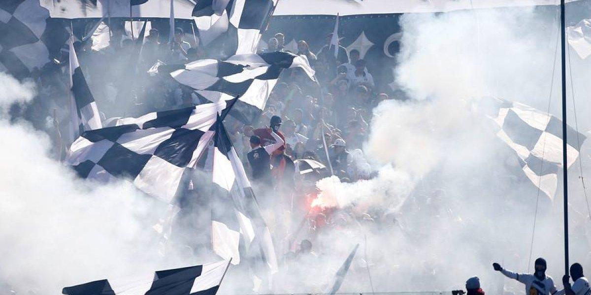 """En Colo Colo se defienden: """"Ni siquiera pensamos en la posibilidad de clausurar el Monumental"""""""