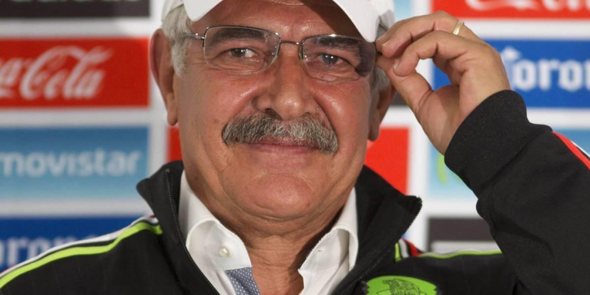 """El""""Tuca"""" Ferretti dirigirá a México contra Uruguay y Estados Unidos"""