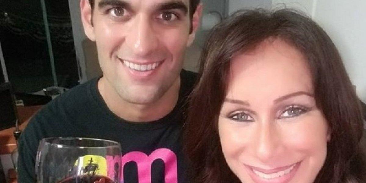 Sonya Cortés cada día más enamorada de su joven novio