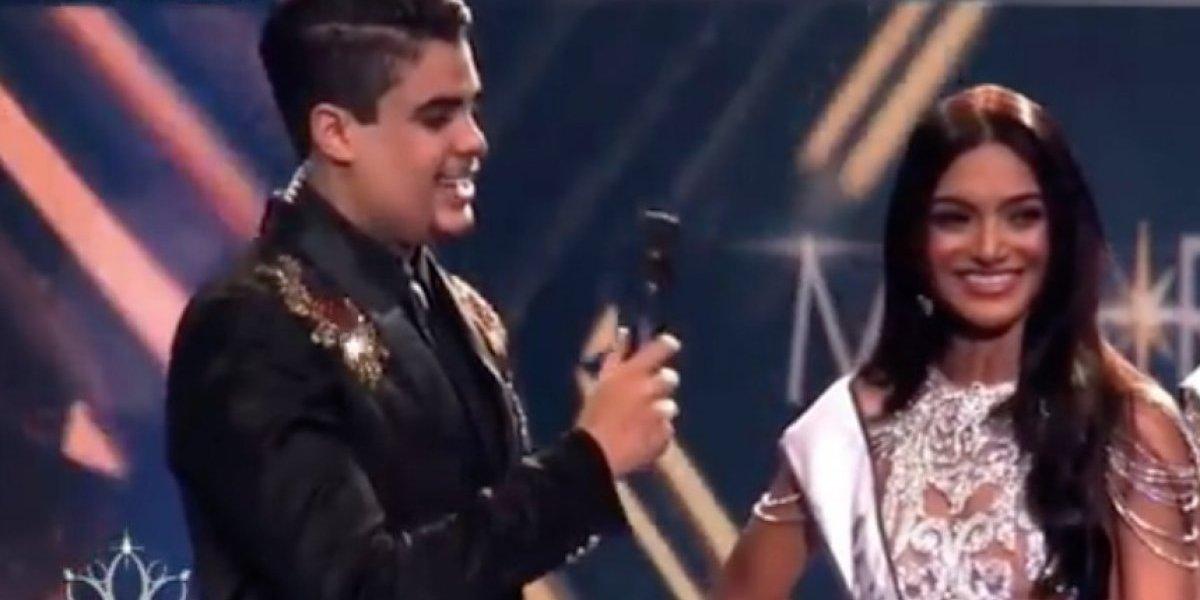 La controversial respuesta de Miss Santiago en Miss República Dominicana Universo 2018
