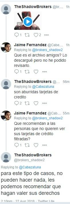Shadows Brokers
