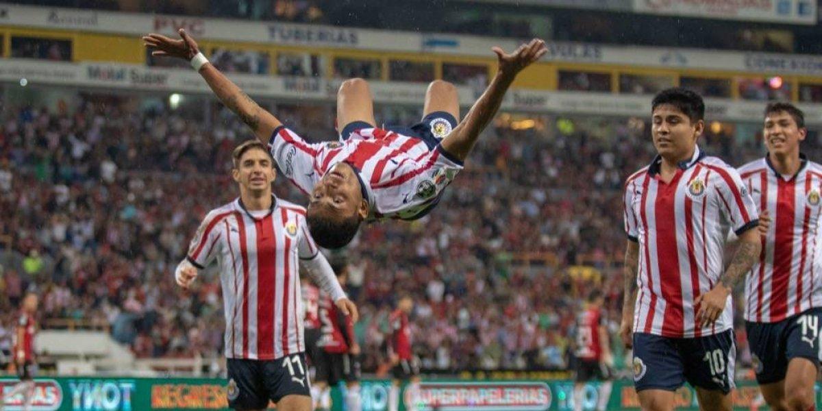Tres claves del repunte de Chivas en el Apertura 2018