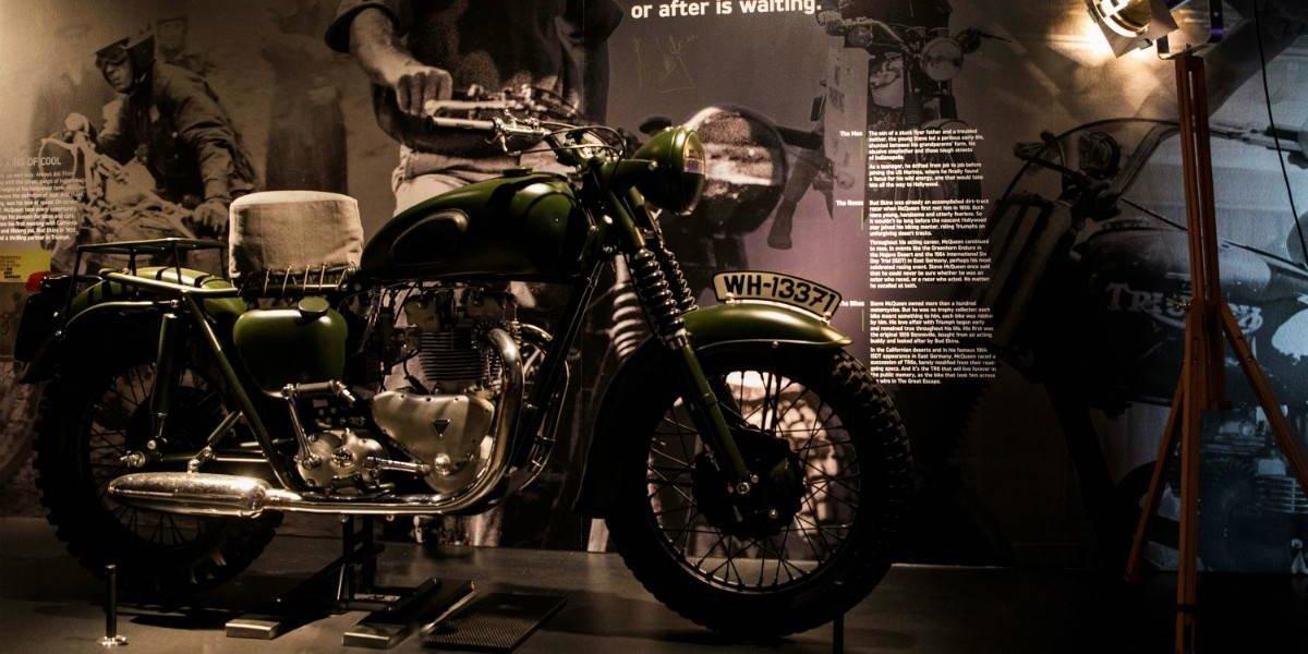 La moto más emblemática de Triumph se escapa