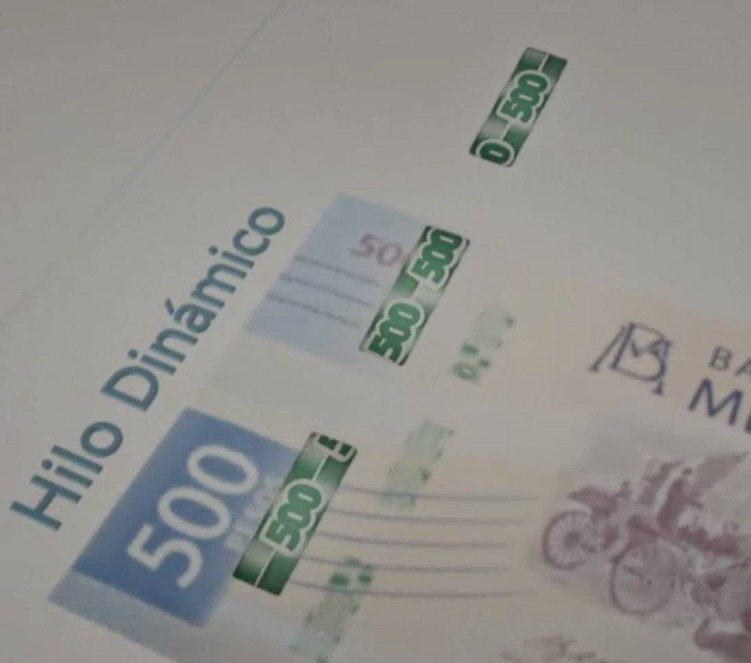 Para identificar un billete debes tomar ciertos hábitos de revisión. Foto: Especial