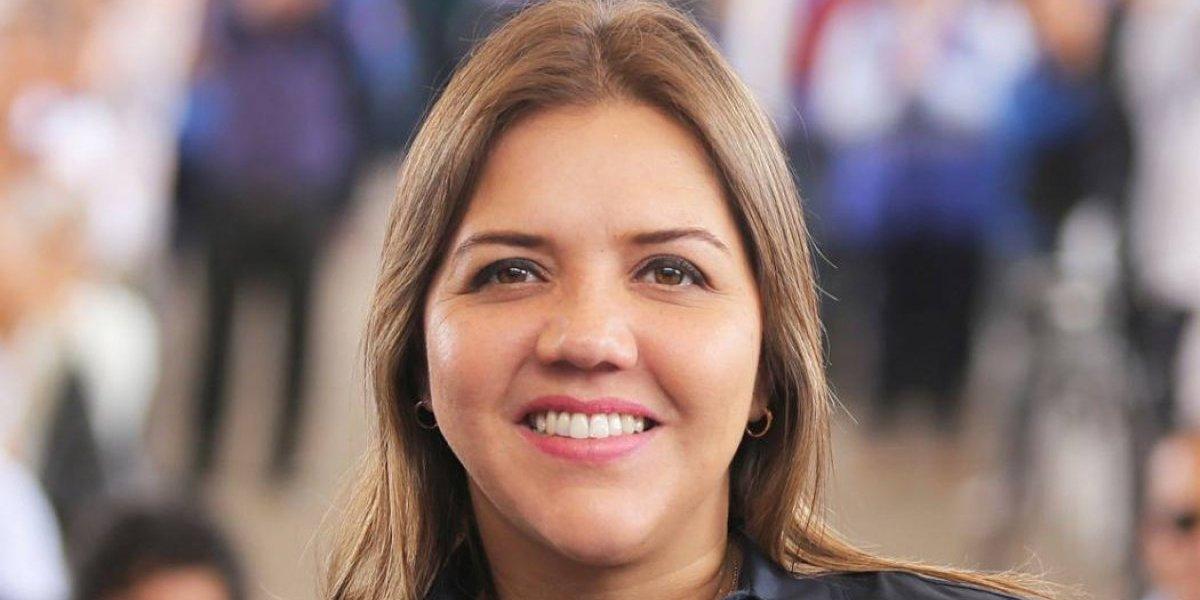 Guayaquil: Se viraliza video de la vicepresidenta María Alejandra Vicuña de compras en centro comercial