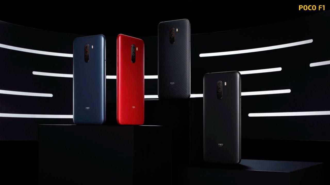 El Poco F1, smartphone flagship de Xiaomi