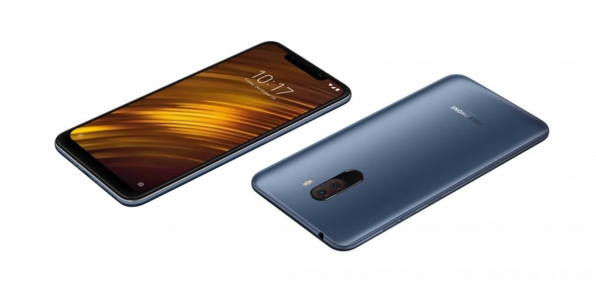 Pocophone F1, el gama alta de Xiaomi, si llegará a México