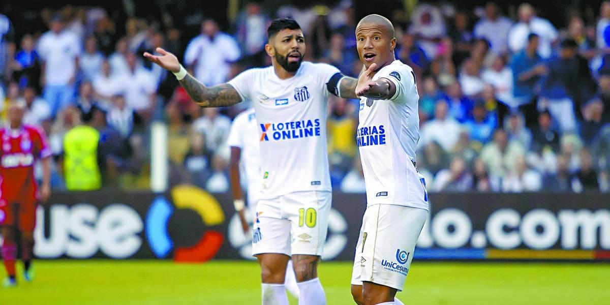 Campeonato Brasileiro: onde assistir ao vivo o jogo Vasco x Santos