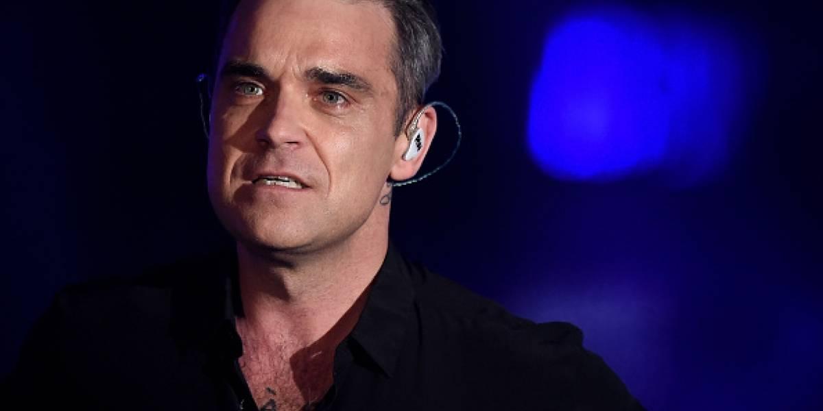Robbie Williams desata la locura en Guadalajara