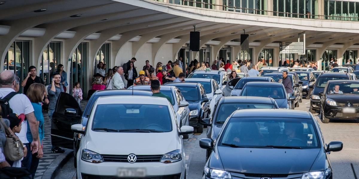 Aeroporto de Congonhas muda caminho aos terminais para melhorar fluidez