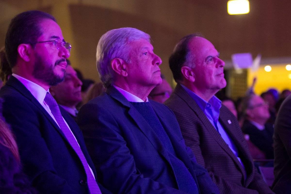 El PES apoyó a Andrés Manuel López Obrador como candidato presidencial. Foto: Cuartoscuro.