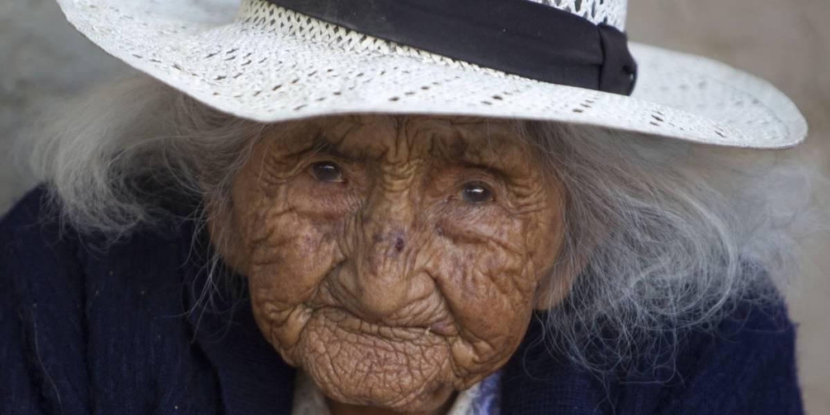 Indígena boliviana de casi 118 años no está en el Guinness