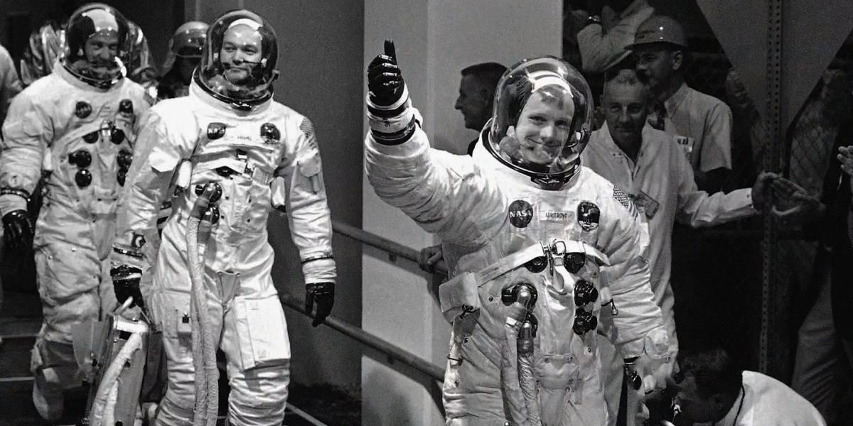 Maravilloso regalo: NASA libera todos los audios de la misión Apolo 11