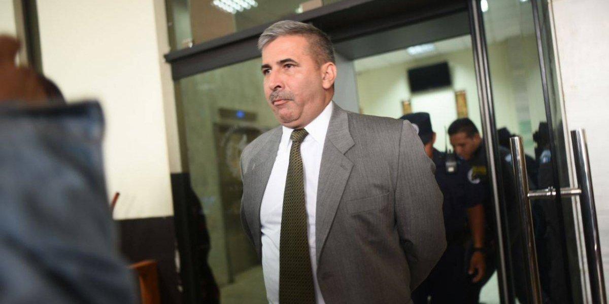 Juez resuelve que Erick Melgar Padilla no goza del derecho de antejuicio