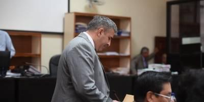 audiencia de primera declaración de Erick Melgar Padilla
