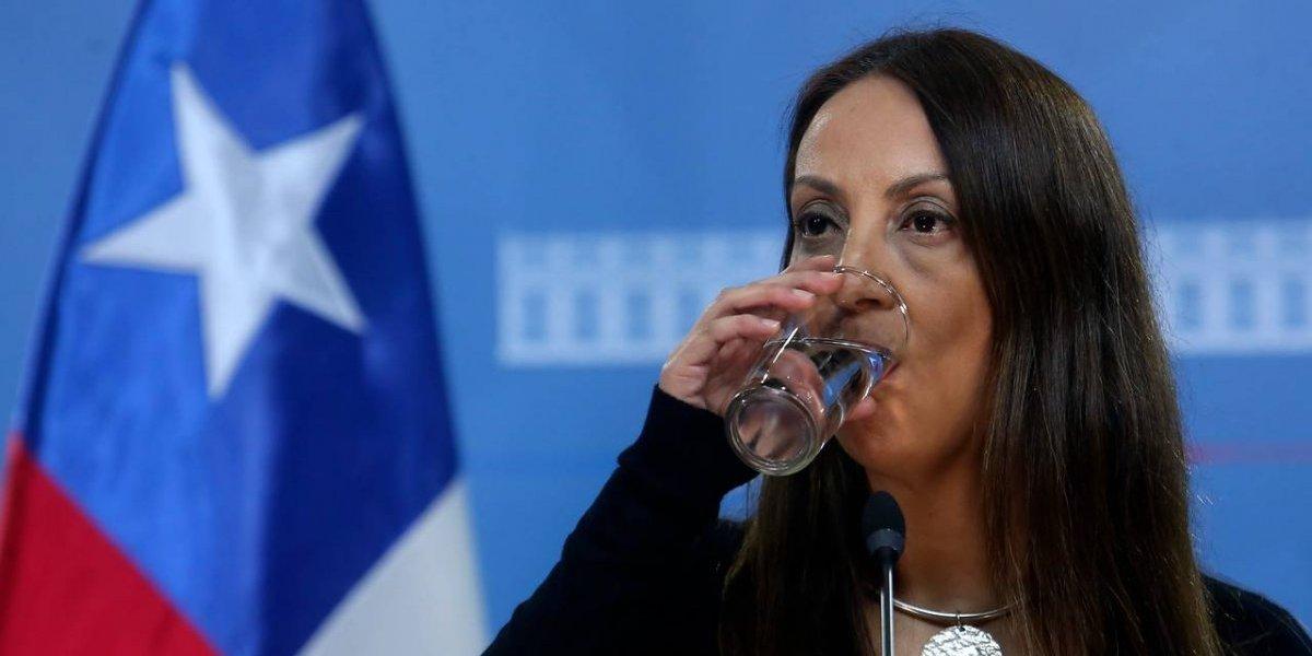 Combos iban, combos venían: luego de que Piñera respaldó dichos de Cecilia Pérez, el PS confirmó acusación constitucional contra Cubillos