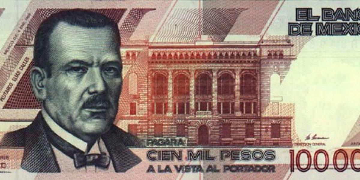 ¿100 mil pesos? Estos son los billetes más grandes de México