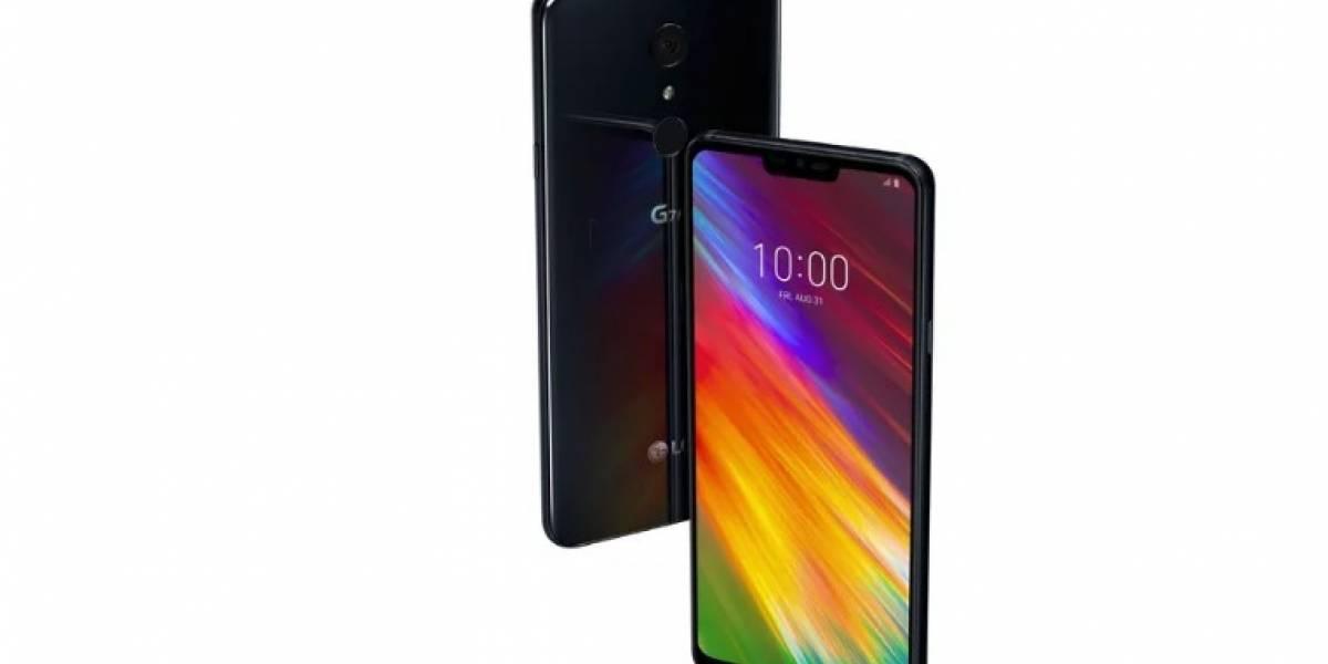 Se anuncia el LG G7 One, el primero de la compañía con Android One