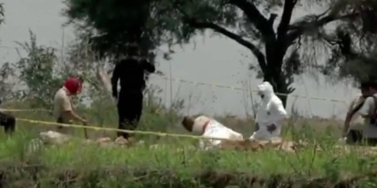 Descubren fosa clandestina con seis cuerpos en Juanacatlán, Jalisco