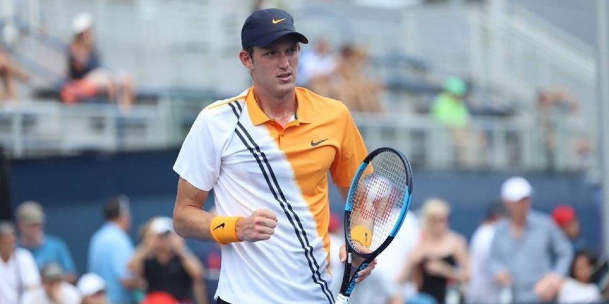 """Así vivimos la dura derrota de Jarry ante la """"torre"""" Isner en el US Open"""