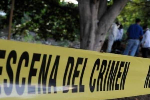 Escena del crimen
