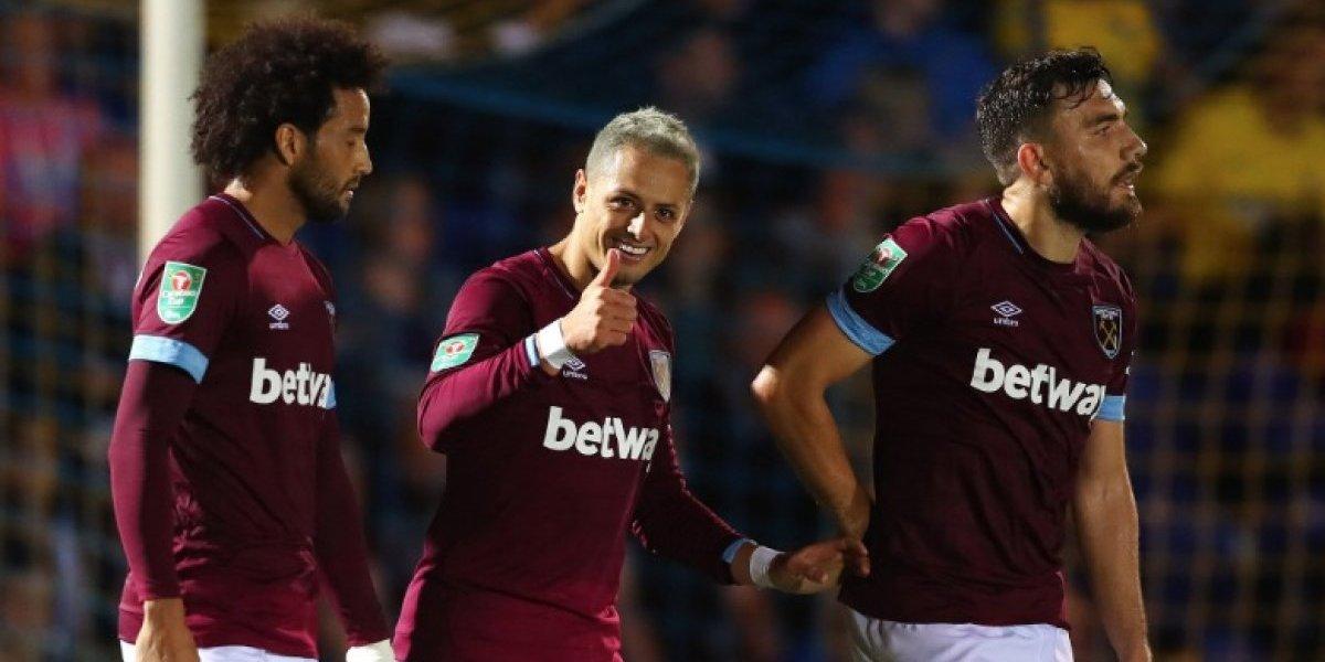 Manuel Pellegrini sufrió con un equipo de Tercera para celebrar por primera vez en el West Ham