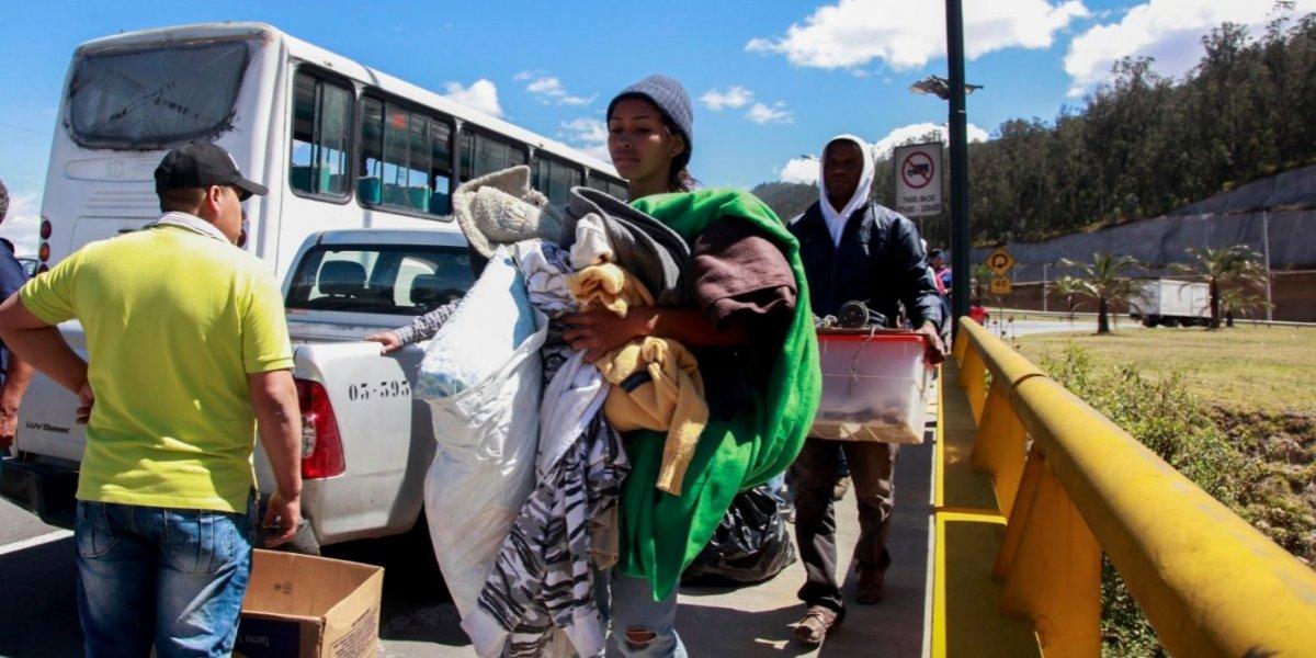 Ecuador amplía el estado de emergencia por migrantes venezolanos